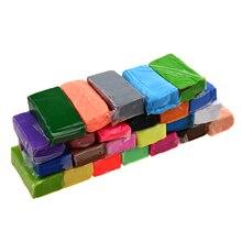 Color mezclado 24 Bake Oven Arcilla Polimérica Sculpey Suave Modelado De Moldeo Bloque
