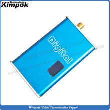 Mini FPV Video Sender 1.2Ghz Wi-fi Video Audio Transmitter and Receiver 5000mW Lengthy Vary Drone Digicam Transmitter