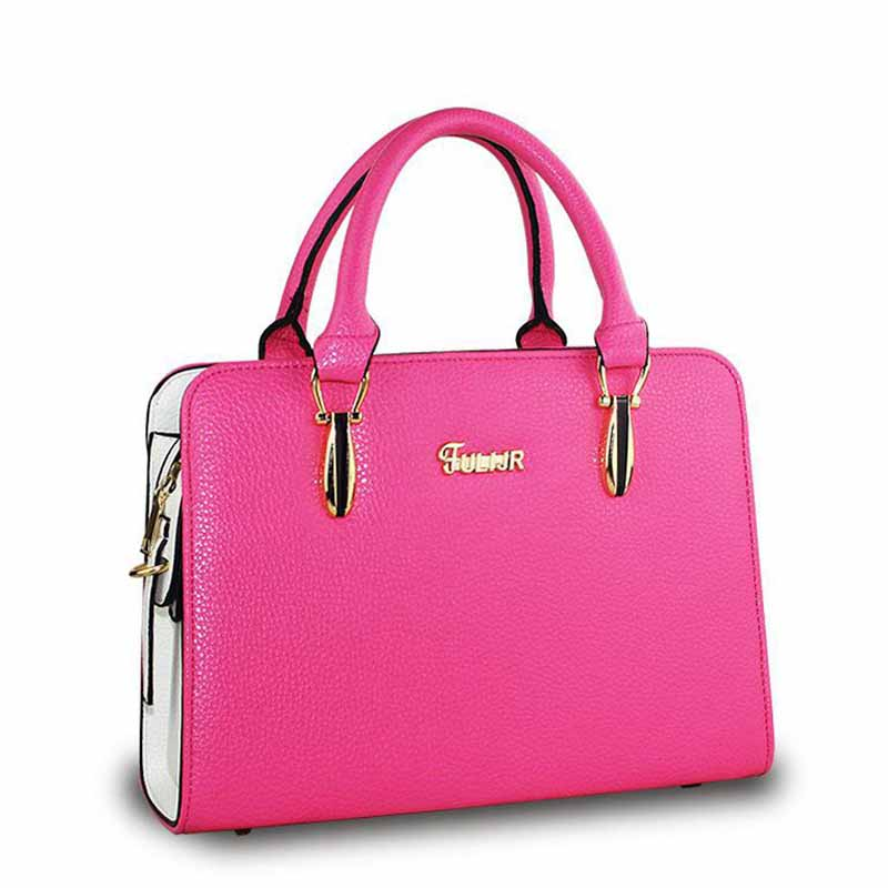 bolsos sac a main Fashion women bag messenger bags leather handbags famous brands bolsas handbag luxury designs tote bolso 2016 2016 women leather handbag women messenger bag sac a main brand designs women shoulder bag fashion weaving tote bag purse 3 sets