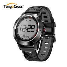 G01 GPS Smart Watch IP68 Waterproof Blood Pressure Oxygen Heart Rate Smart Watch Compass Swim Sports Smartwatch for Android iOS