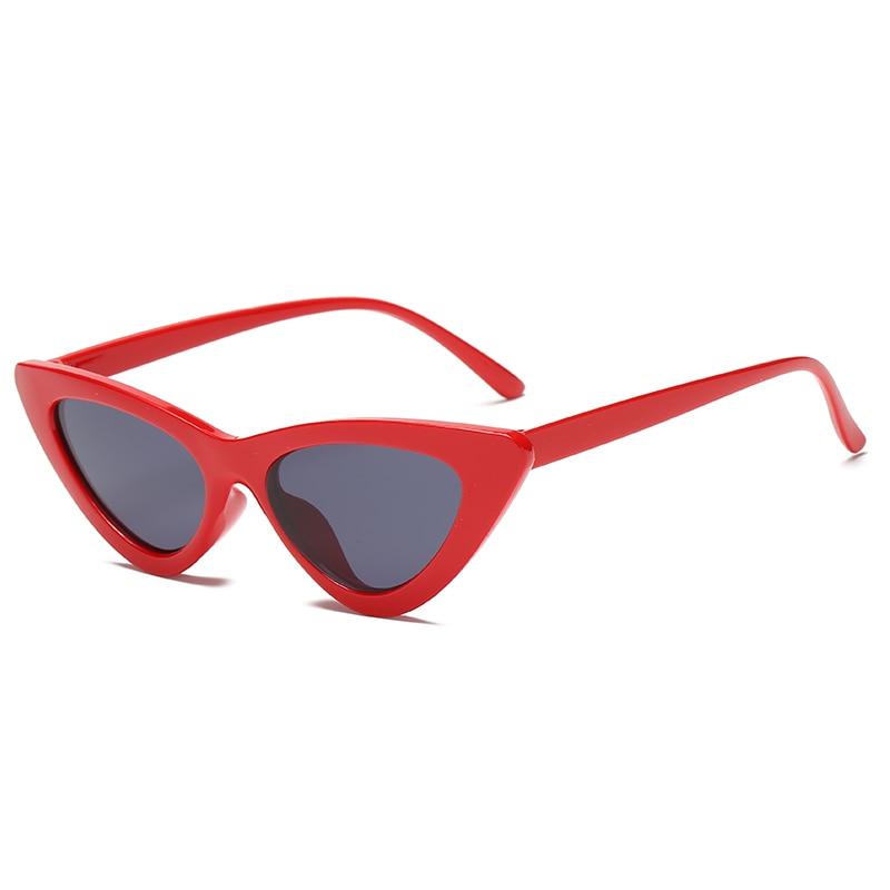 Cat Eye Sunglasses Women New Sexy Elegant Sun Shades Chic Ladies Sunnies Eyewear Brand Designer Sunglasses for Women UV400