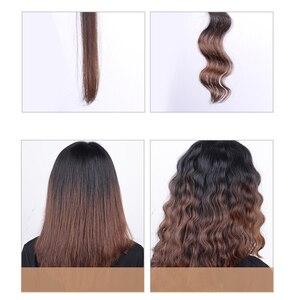 Image 4 - Kemei מקצועי שיער טיפוח וסטיילינג כלים קרלינג שיער curler גל שיער styler קרלינג איירונס שיער מלחץ krultang ברזל 5
