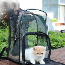 Cat Pet Backpack Out Portable Puppy Bag Shoulder