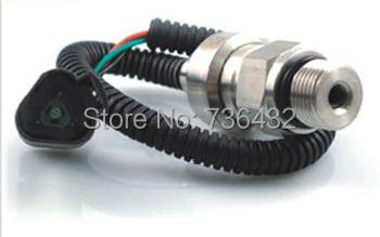 Free shipping! 221 8859 main pump pressure sensor for Excavator E320C/ Excavator pressure sensor switch /Excavator Parts angle sensor 4716888 for excavator ex120 2 ex120 3 ex200 2 ex200 3 free shipping