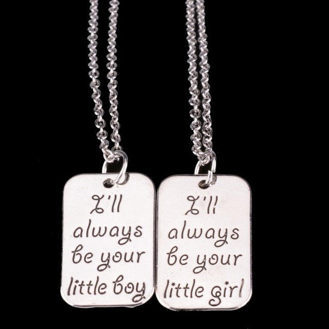 s is boy little silver new pendant image itm son kid necklace sterling boys cz loading child