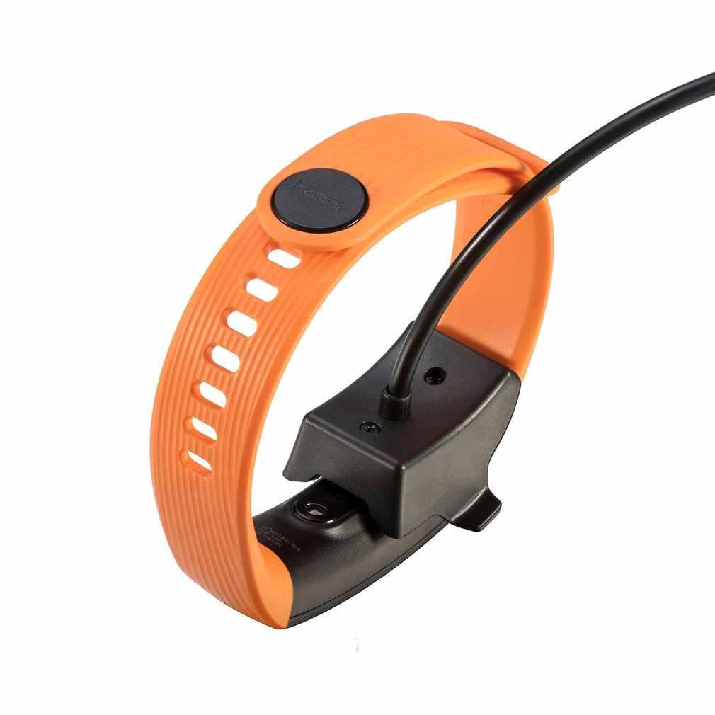 1M USB מטען נתונים עריסת טעינת כבל עבור Huawei כבוד להקת 3 כושר צמיד עבור חכם כושר צמיד