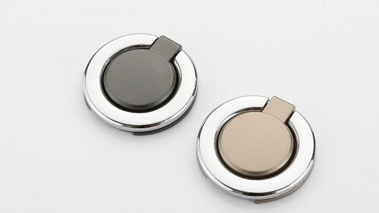 HTB1.7NtLPTpK1RjSZKPq6y3UpXar - New solid Concealed drawer knob ring round handles Wardrobe Cupboard Door handles for interior doors Pulls Furniture Hardware