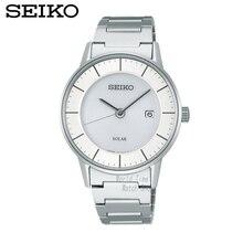 SEIKO Watch Spirit Smart Quartz Watch Men 'S Leisure Steel Strip SBPN083G