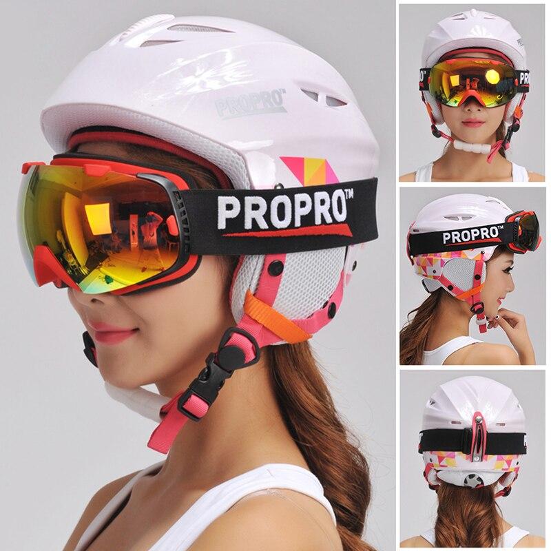 Ski Ultra-light Professional Snowboard Helmet Men Women Unisex Universal Skating Skateboard Skating Snow Sport Equipment стоимость
