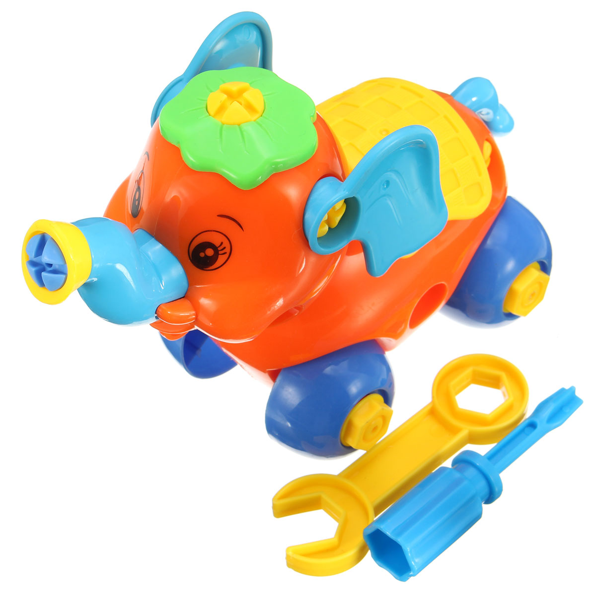 New Arrival DIY Children's Toys Assembled Toy With Tool ...