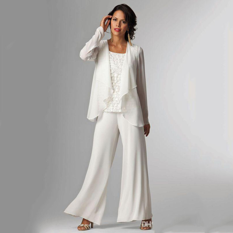 Online get cheap formal pant suits for weddings for Dress suits for wedding