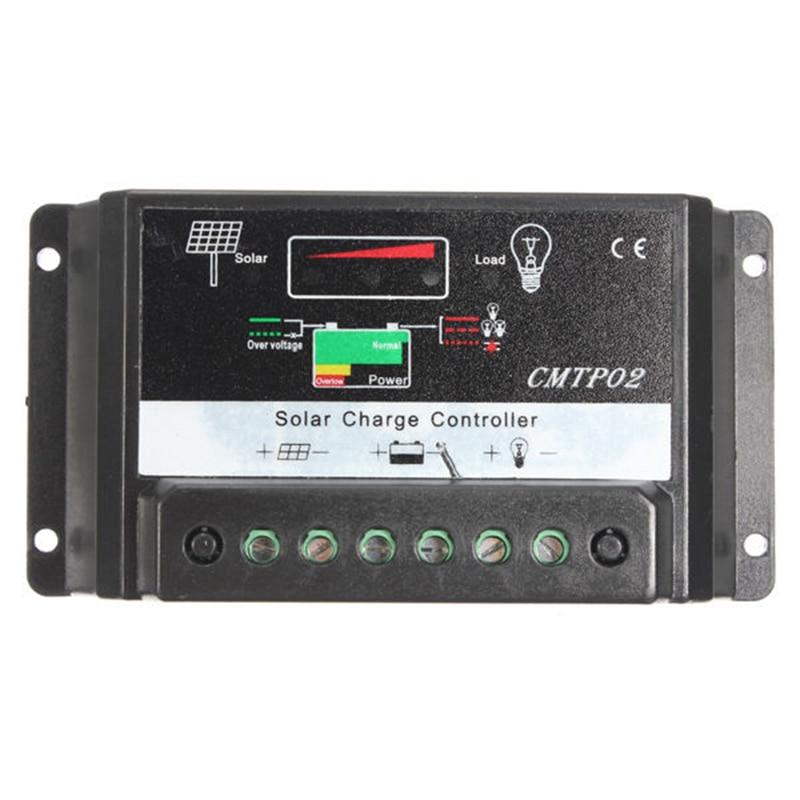 LIXF HOT 30A panel słoneczny mppt regulator baterii kontroler ładowania 12 V/24 V Auto