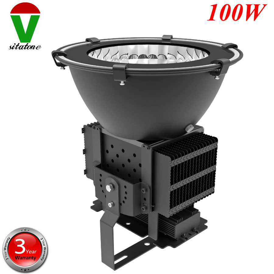 3 Year Warranty Free Shipping 100W Led High Bay Light 100w