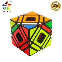 2019 YUXIN Multi SKEW 3x3x3 Magic Cube Competition Hard Level Puzzle Speed Cube Twist Fidget Toys For Children Gifts Magico Cubo