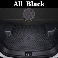 Esteiras Tronco carro personalizado feito para Hyundai Azera Veloster Elantra Santa Fe Tucson ix35 ix25 Verna tapete forros