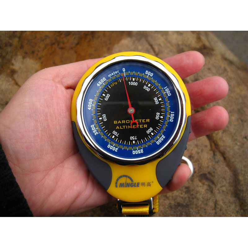 Bussola Barometro una Altimetro