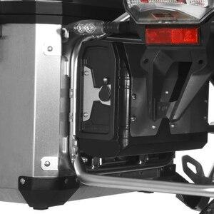 Image 5 - สำหรับBMW R1250GS LC R1200GS R 1250 Adv Adventure 2014 2019ตกแต่งกล่องอลูมิเนียมกล่องเครื่องมือ4.2ลิตรกล่องเครื่องมือด้านซ้ายBracket