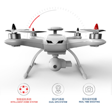 FPV Drone with Camera RC Helicopter Remote Control Quadcopter Altitude Hold Point of Interest Brushless Motor Follow Me Mode
