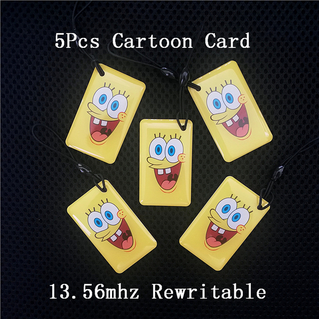 5 cartoon keys 20