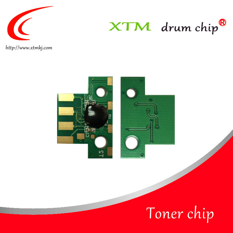 EUR compatible 71B2HK0 71B2HC0 71B2HM0 71B2HY0 toner cartridge reset chip for Lexmark CS417 CS517 CX417 CX517