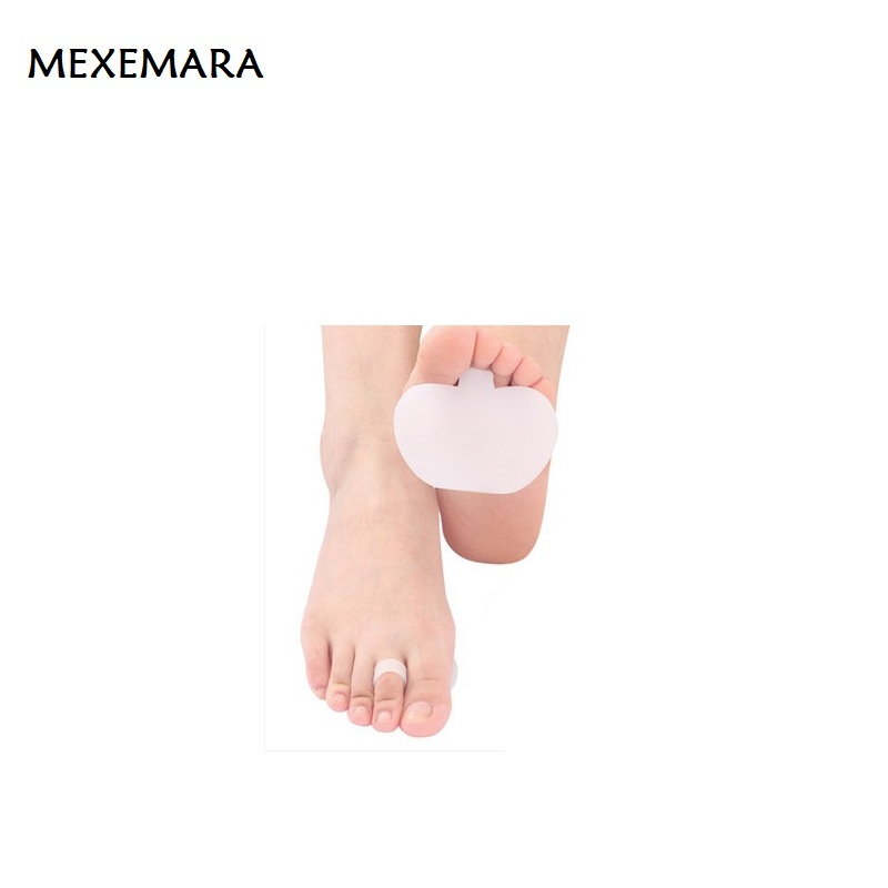 Einlagen & Kissen Unisex Falt Fuß Hohe Ferse Arch Support Schuhe Sport Lauf Gel-einlegesohlen Pads Einfügen Cushion5pair = 10pcsps20