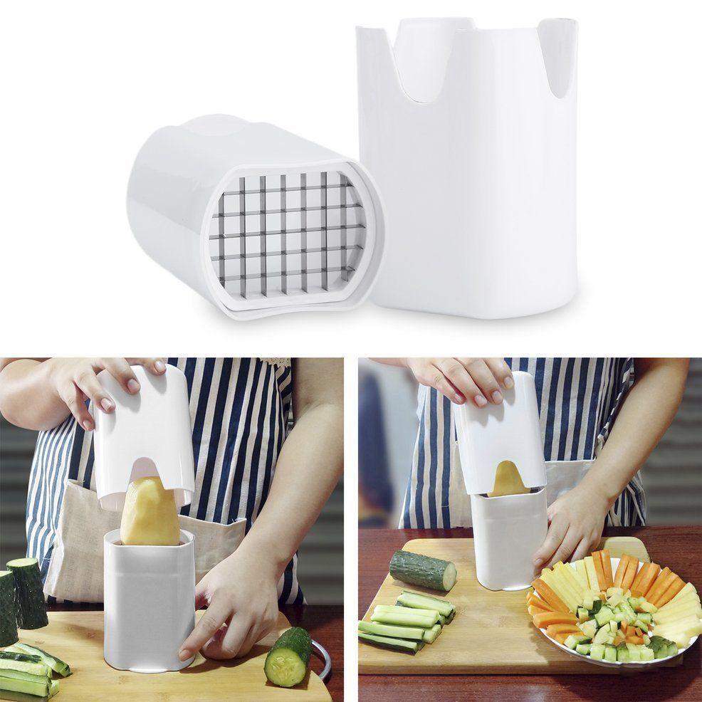 Фрезер для картофеля, кухонный инструмент для резки картофеля
