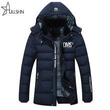 Freies verschiffen 2016 herrenbekleidung winter jacke outwear sleeves Warme Mantel Männlichen dicke Feste männer outwear Mantel zl-6813