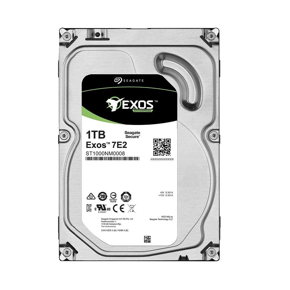 цена на Seagate Exos 7E2 ST1000NM0008 1TB SATA 6Gb/s 128MB Cache 3.5-Inch Enterprise Hard Drive