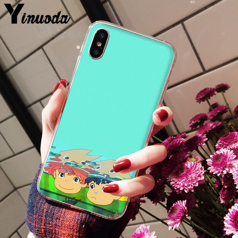Hayao Miyazaki anime ponyo on the cliff