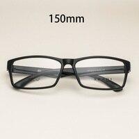 703280798 Vazrobe 150mm Wide Glasses Frame Men TR90 Eyeglasses Man Prescription  Spectacles Oversized Points For Receipt Optic