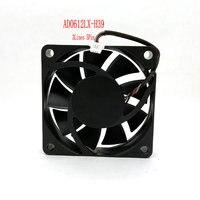 AD0612LX-H93 dc12v 0.13a AD0612HX-93 novo original adda 60x60x15mm 3 linhas ventilador de refrigeração do pojector