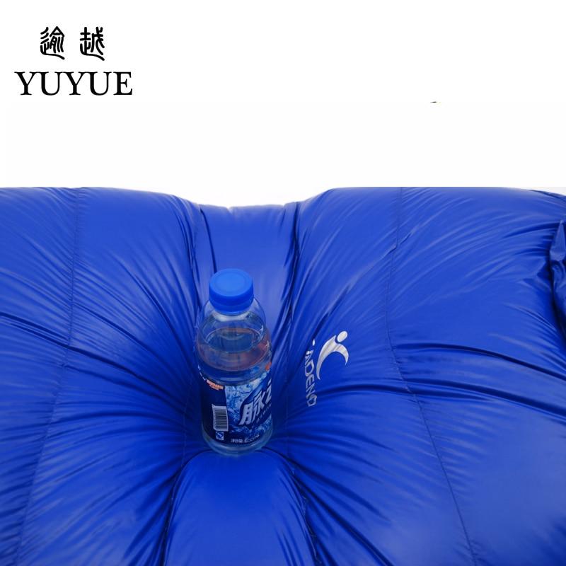 Adult Waterproof Sleeping Bag Ultralight Winter Camping Mummy Sleeping Bag Camping Supplies Down Sleeping Bags tourism 2