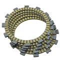 For SUZUKI SP125 SP 125 1986 1987 1988 86 87 88 Motorcycle Friction Clutch Plates kits