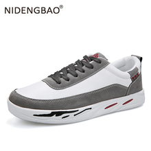 Skateboarding Shoes Men Low-top Flat Sports Shoes Lace-up Outdoor Walking Shoes Sneakers Male Sport footwear zapatillas hombre недорого