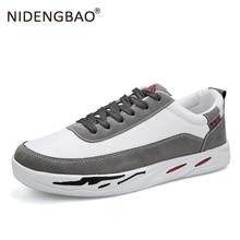Skateboarding Shoes Men Low-top Flat Sports Lace-up Outdoor Walking Sneakers Male Sport footwear zapatillas hombre