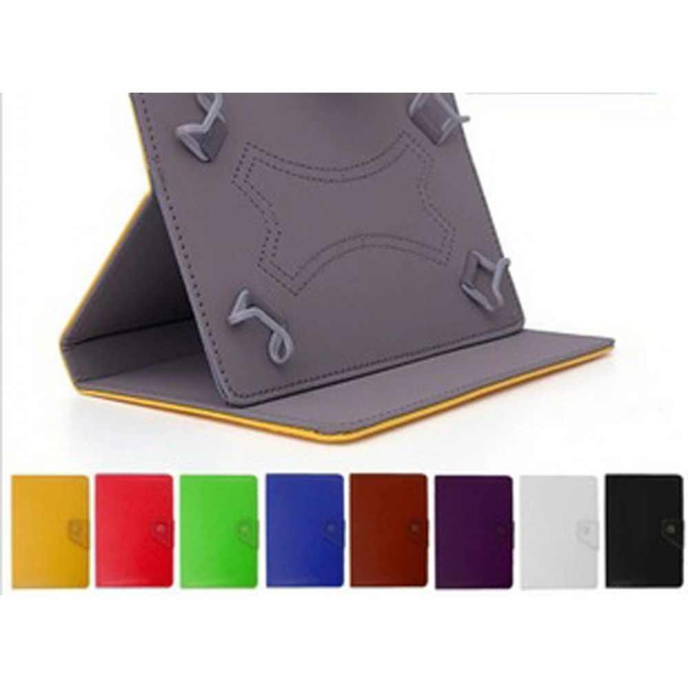 7 inch flat case crystal pattern universal protective case tablet universal leather case