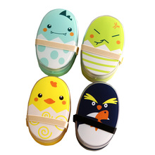 700ml Cartoon Healthy Lunch Box Cute Kids Microwave Oven Children Bento Boxes Lunchbox BPA Free