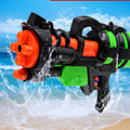 Air Soft Real New Arrival  Plastic Water Gun Summer Beach Toys Large  Water Toy Gun Cool For Kids