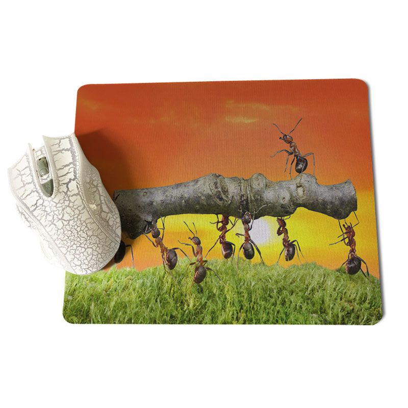 MaiYaCa Personalized Cool Fashion Pismire mouse pad gamer play mats Size for 180x220x2mm and 250x290x2mm Small Mousepad