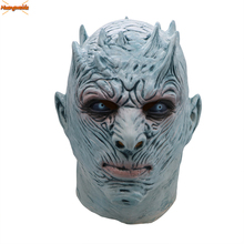 Night King Mask Halloween Costumes For Men Costume Thrones Cosplay Latex Masks