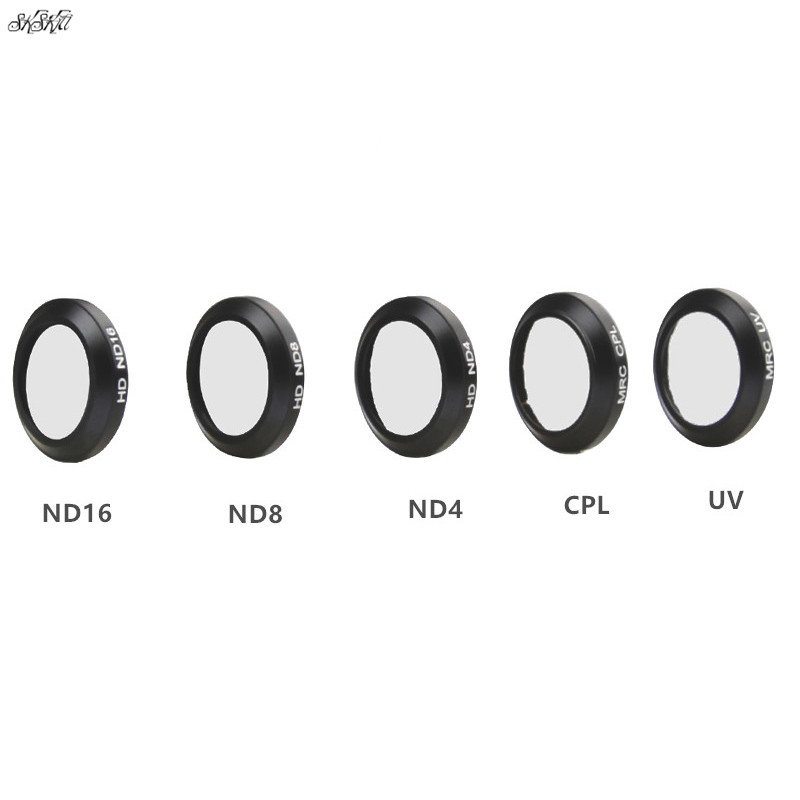 Mavic Pro Filter ND4/ ND8 /ND16/ CPL Filters Lens Neutral Density HD For DJI Mavic Pro Drone Accessories