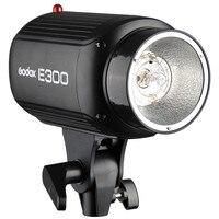 Godox E300 PRO Фотография Студия Строуб фото вспышки света 300 w Studio Flash с беспроводной порт управления (300WS)
