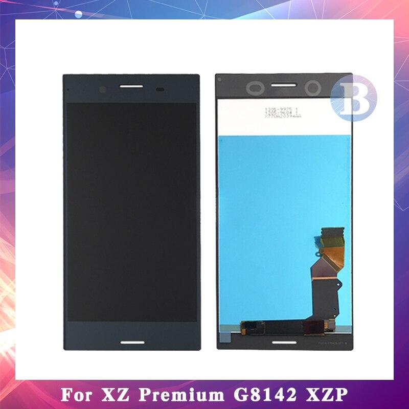 5.5 ''pour Sony Xperia XZP XZ Premium G8142 G8141 écran d'affichage LCD avec écran tactile numériseur assemblée de haute qualité