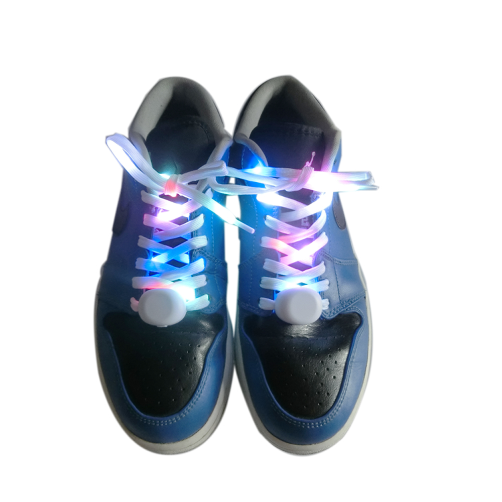 LED Shoelace Lighted Shoelaces Led Shoes Light For Christmas Party Dancing Night Running