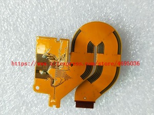 Image 2 - NEW For Canon FOR EOS 1100D Rebel T3 Kiss X50 Back Cover Rear Shell LCD Display Flex Cable Repair Parts