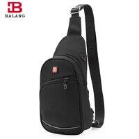 BALANG Brand Studends Crossbody Bags For Teenagers Boys Casual Crossbody Bags Travel Waterproof Messenger Bags