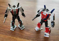 TW Robot Toys Transformation GS01 Waste Gas Exhaust GS02 Whiskey Jack Wheeljack Small Size Mini scale Action Figure In Stock