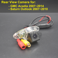 Car Rear View Camera For GMC Acadia Saturn Outlook 2007 2008 2009 2010 2011 2012 2013
