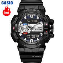 Casio orologio da uomo g shock smart orologio digitale top di marca luxury set quarzo 200m Impermeabile orologio da immersione sportivo g-shock Military LED Bluetooth music control watch da uomo relogio masculino reloj(China)