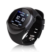 PG88 GPS Tracker Watch Mobile Phone for Kids Old Man with Best Touch SOS Function MP3